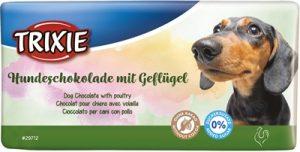 Trixie hondenchocolade met gevogelte (100 GR)
