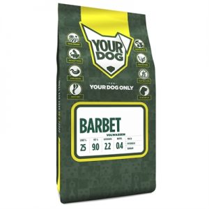 Yourdog barbet volwassen (3 KG)