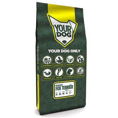 Yourdog fox terriËr draadhaar senior (12 KG)