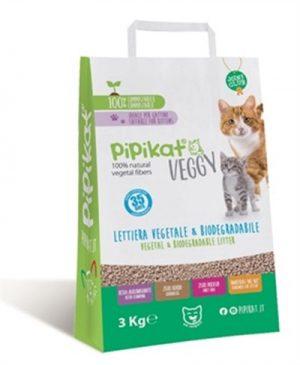 Pipikat veggy kattenbakvulling (3 KG)