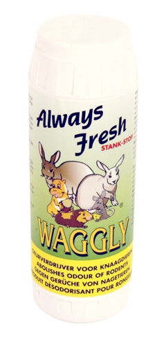 Waggly always fresh stankstop (500 GR)