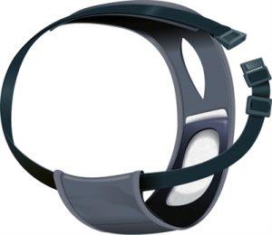 Trixie loopsheidbroekje zwart (XS 20-25 CM)