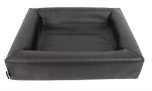 Bia bed hondenmand square zwart (BIA-70 85X70X15 CM)