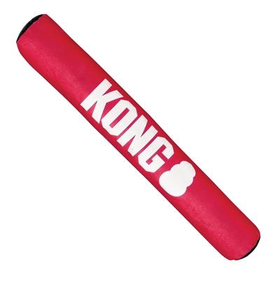 Kong signature stick rood / zwart (46X6X6 CM)