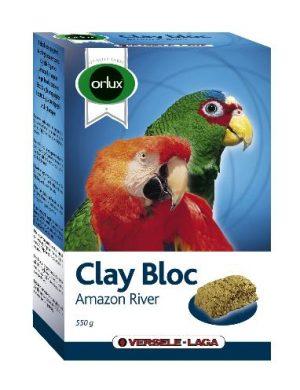 Orlux klei blok papegaai (550 GR)