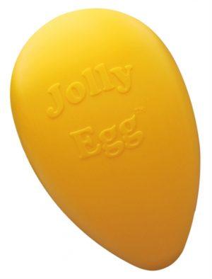 Jolly egg geel hondenspeelgoed (30 CM)