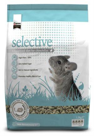 Supreme science selective chinchilla (1,5 KG)